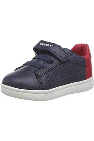 Geox Geox Baby Jungen B DJROCK Boy B Sneaker, Blau (Navy/Red C0735)
