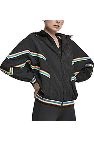 Urban classics Urban Classics Damen Ladies Multicolor Rib Batwing Windbreaker Jacke
