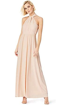 TRUTH & FABLE Amazon-Marke: TRUTH & FABLE Damen Maxi A-Linien-Kleid, 36