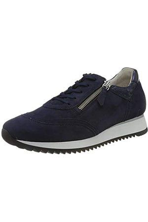 Gabor Gabor Shoes Damen Comfort Basic Sneaker, Blau (Bluette/Pazifik 36)