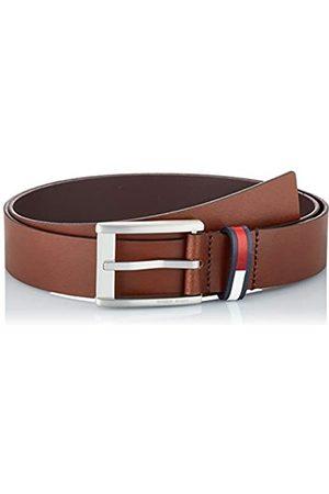 Tommy Hilfiger Herren Gürtel - Herren Tjm Corp Leather Belt 3.5 Gürtel