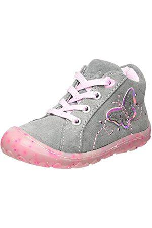 Lurchi Lurchi Baby Mädchen Girly Sneaker, Grau (Grey 25)