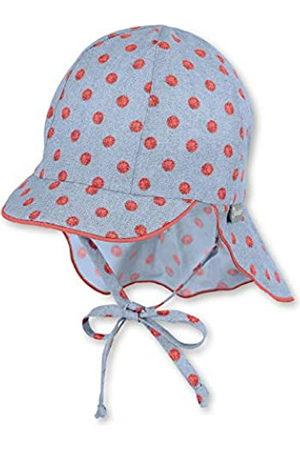 Sterntaler Sterntaler Baby-Mädchen Sun Hat with Neck Protection Mütze
