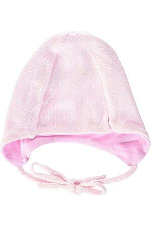 Sterntaler Sterntaler Strickmütze für Mädchen mit Bindebändern, Alter: 12-18 Monate, Größe: 49