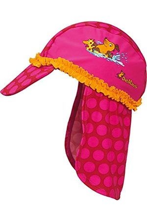 Playshoes Playshoes DIE Maus Baby-Mädchen UV-Schutz Maus Punkte Mütze