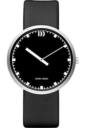 Danish Design DanishDesignHerrenAnalogQuarzUhrmitLederArmbandIQ13Q1212