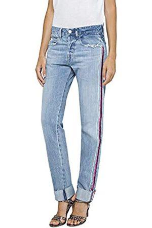 Replay Damen Baggy & Boyfriend - Damen HETER Boyfriend Jeans