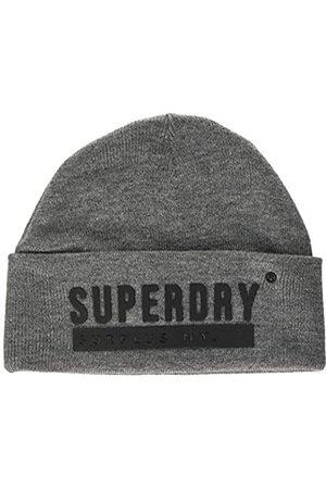 Superdry Superdry Herren Surplus Silicone Beanie Strickmütze