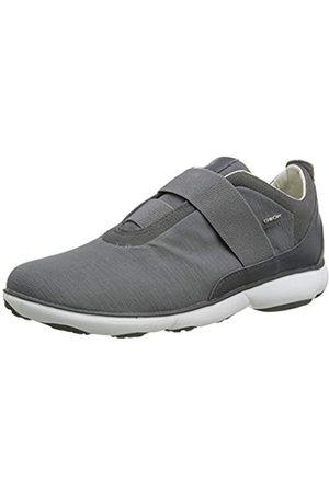 Geox Geox Herren U Nebula C Sneaker, Grau (Grey C1006)
