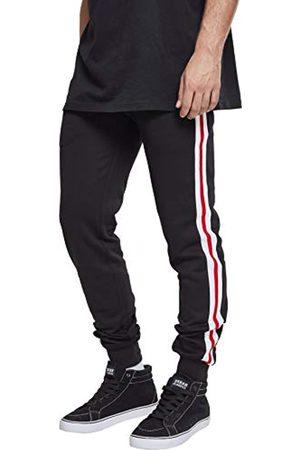 Urban classics Urban Classics Herren 3-Tone Side Stripe Terry Pants Sporthose