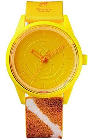 Citizen Citizen Unisex Analog Quarz Uhr mit Plastik Armband RP00J029Y