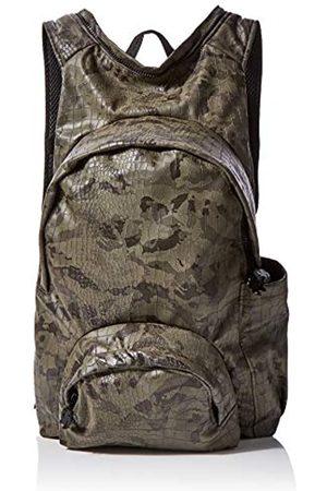 Morikukko Morikukko Unisex-Erwachsene Hooded Backpack Crococamo Rucksack
