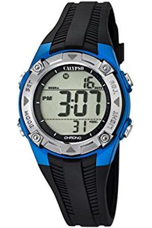 Calypso Calypso Unisex Digital Quarz Uhr mit Plastik Armband K5685/5