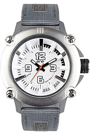 Eñe ENe Herren Analog Quarz Uhr mit Nylon Armband 640000109