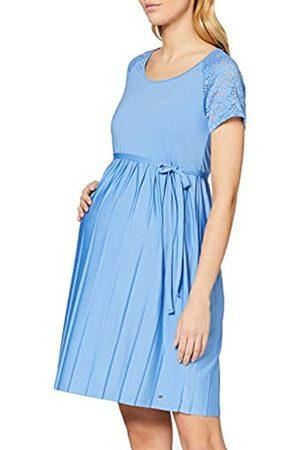 Esprit Damen Dress Mix ss Kleid