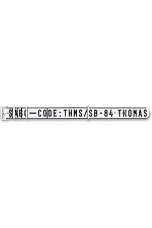 Thomas Sabo Thomas Sabo Uhrenarmband Code TS Nato Urban Textil ZWA0319-276-25-20 mm