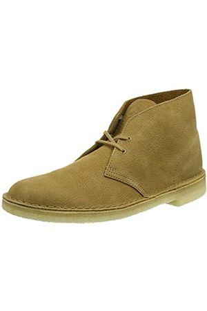 Clarks Herren Kurzschaft Stiefel Desert Boots, (Oak Nubuck Oak Nubuck)