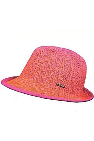 CAPO Damen Hüte - Damen Ibiza Color HAT Sonnenhut