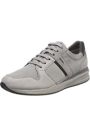 Geox Geox Herren U Dennie A Sneaker, Grau (Stone)