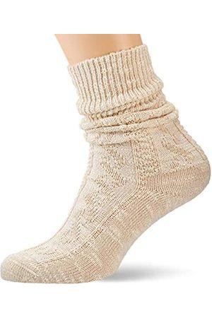 LUSANA Herren Socken & Strümpfe - Herren Trachten-Shoppersocke Trachtenstrümpfe