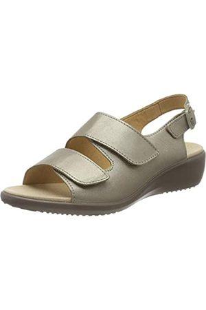 Hotter Damen Easy Extra Wide Sandale