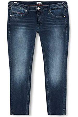 Tommy Hilfiger Tommy Jeans Damen Sophie Low Rise Skny Ankle Dlydk Straight Jeans