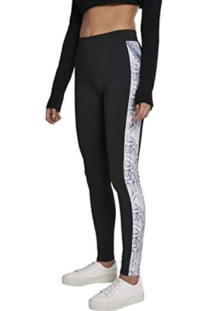 Urban classics Urban Classics Damen Ladies Side Striped Pattern Leggings