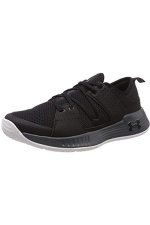 Under Armour Under Armour Herren Showstopper 2.0 Hallenschuhe, Schwarz Pitch Gray/Black 005)