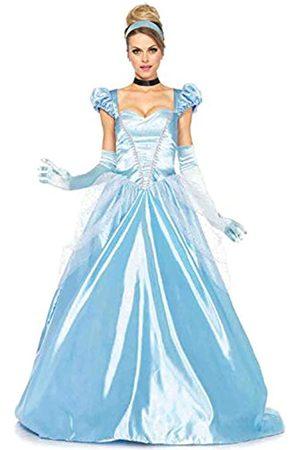 Leg Avenue 85518 - 3Tl. Classic Cinderella Kostüm