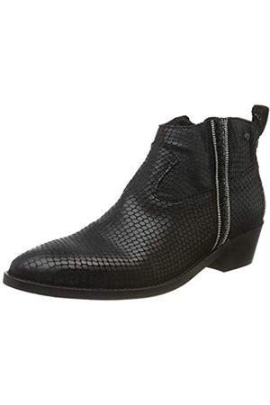 Replay Damen Pinetop Biker Boots, (Black 3)