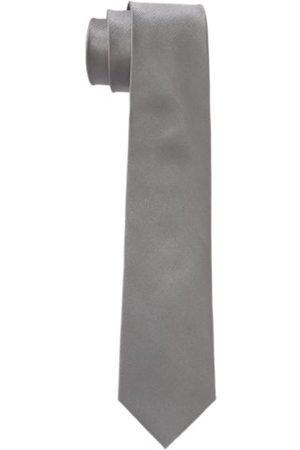 Seidensticker Herren Krawatten - Krawatte 7cm breit einfarbig unifarben modern