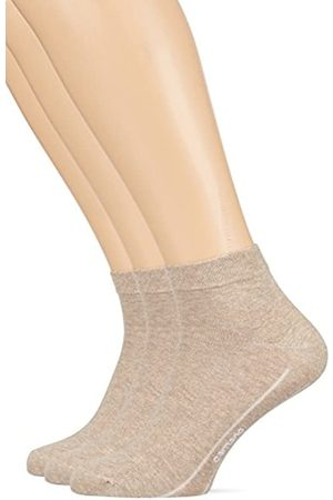 Camano Herren Socken & Strümpfe - Herren CA-Soft Quarter 3-er Füßlinge