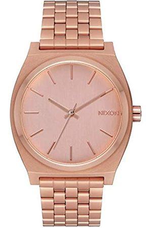 Nixon Nixon Unisex Analog Quarz Uhr mit Edelstahl Armband A045897-00