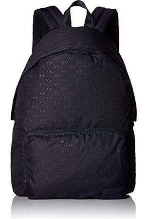 Armani Armani Exchange Herren Logo Silver Backpack Rucksäcke