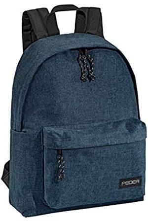Pedea PEDEA Rucksack Daypack Wasserabweisend Damen Herren Mädchen Jungen Kinder Schule Uni Reisen Job mit Fach für 13,3 Zoll (33,8cm) Laptop