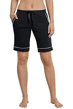Schiesser Schiesser Damen Mix & Relax Jerseybermuda' Schlafanzughose