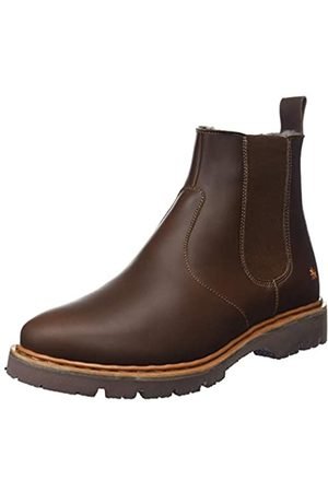 Art Art Herren Grass Kurzschaft Stiefel, braun (Brown Brown)