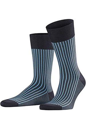 Falke Herren Socken & Strümpfe - Herren Socken Oxford Stripe - Baumwollmischung, 1 Paar