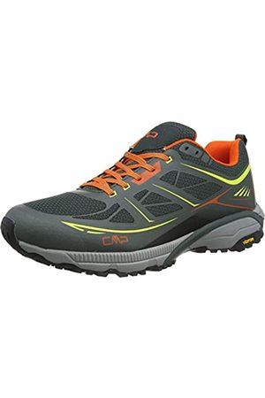 CMP – F.lli Campagnolo CMP – F.lli Campagnolo Herren HAPSU Nordic Walking Shoe Walkingschuhe, Mehrfarbig (Jungle-Lime 83ue)
