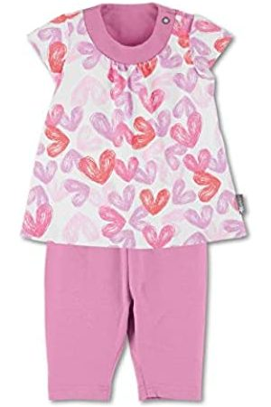 Sterntaler Sterntaler Baby-Mädchen Tunic with Capri Leggings Kleid