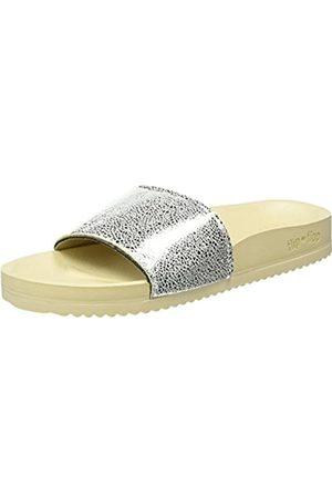 flip*flop Donna Pool Metallic Cracked Sandale