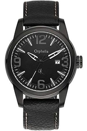 ORPHELIA Orphelia Herren-Armbanduhr East End Analog Quarz Leder OR32671144