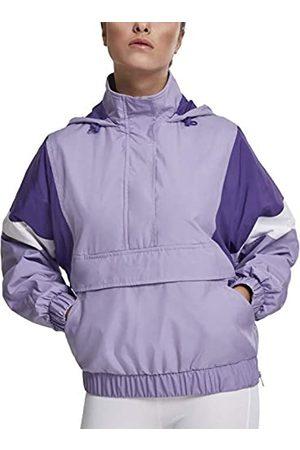 Urban classics Urban Classics Damen Ladies Light 3-Tone Pull Over Jacket Jacke