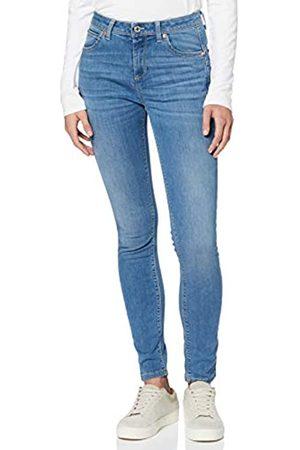 Benetton Damen Straight - Damen Pantalone Straight Jeans