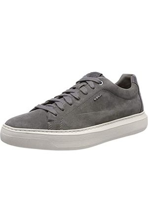 Geox Geox Herren U DEIVEN B Sneaker, Grau (Dk Grey C9002)