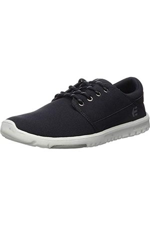 Etnies ETNAB|#Etnies Herren Scout Sneaker, (420-Navy/Silver 420)