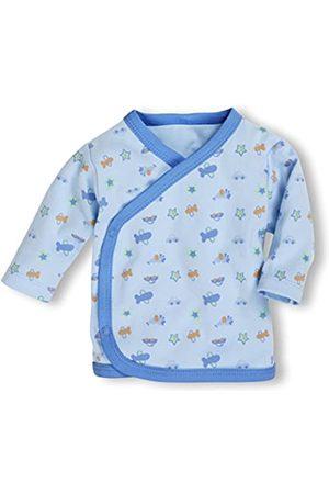 Schnizler Schnizler Baby-Unisex Flügelhemd Langarm Allover Hemd