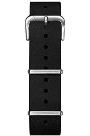 Oxygen Oxygen Unisex Pin Schnalle Leder 20 cm EX-NL-BL - 20-STR