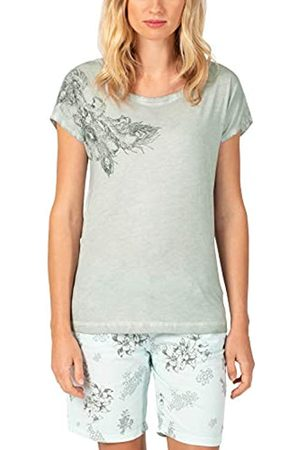 Timezone Damen Printed Oversize T-Shirt
