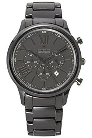 ARGONAU Argonau Unisex Erwachsene Analog Quarz Uhr mit Keramik Armband AU1052